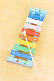 Xylophone Toy Royalty Free Stock Images