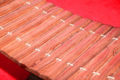 Xylophone - Traditional Thai musical instruments Royalty Free Stock Images