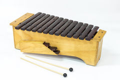 The xylophone Royalty Free Stock Image