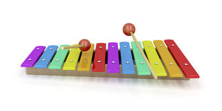 Xylophone Royalty Free Stock Images