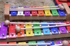 Xylophones Stock Photo