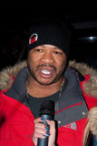Xzibit in Moscow, Russia Royalty Free Stock Images