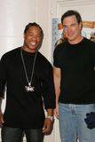 Xzibit, Patrick Warburton Images libres de droits