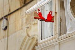 Żyć w centrum miasta los angeles Valletta Zdjęcia Royalty Free