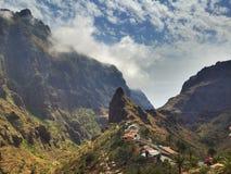 Żyć w górach Zdjęcia Royalty Free