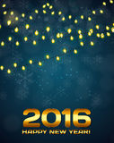 Y2015-11-26-31. Abstract beauty Christmas and New Year background. Vector Illustration EPS10 Stock Photos