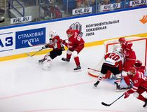 Y Pautov 81 contre A Manukyan 10 Image libre de droits