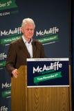 Były Prezydent Bill Clinton Zdjęcie Stock