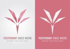 Y Wczoraj jak tylko więcej ikona symbol od abecadło listu Y Fotografia Stock