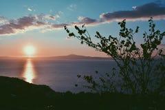 y x22; Las puestas del sol están para el dreamers& x22; Imagen de archivo