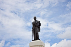 Ya Mo monument. Nakhonrachasrima, Thailand. Thats monument of strong lady Stock Image