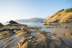 Ya-nui beach in Phuket Thailand Stock Images