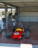 Yacco Tecno68 Formula 3. Vehicle into the pits. Royalty Free Stock Images