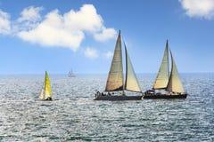 yacht Arkivbilder