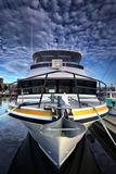 Yacht Lizenzfreies Stockbild