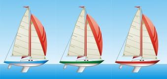 Yacht Fotografie Stock