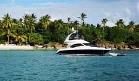 Yacht stockbilder