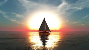 yacht Royaltyfria Bilder