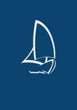 Yacht Photo libre de droits