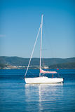 Yacht Royalty Free Stock Photography