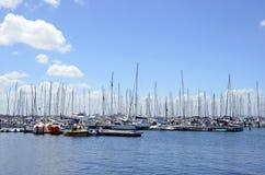 Yacht. Immagini Stock Libere da Diritti