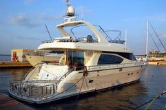 Yacht Royaltyfri Fotografi
