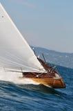 Yacht arkivfoto