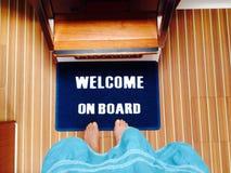 Yacht royaltyfri foto