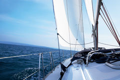 Yacht_5 Stock Images