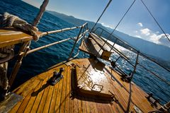 Free Yacht Royalty Free Stock Photo - 5105695