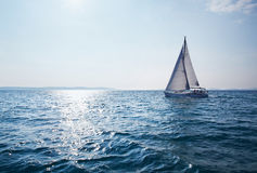 Yacht_6 Stock Photo
