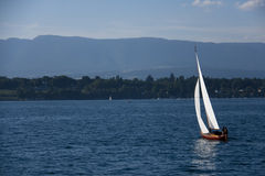 Yacht Royaltyfria Foton