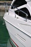Yacht al bacino Fotografia Stock Libera da Diritti