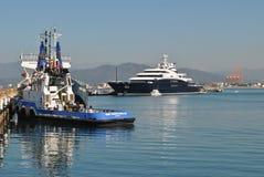 Yacht arabic Stock Photos