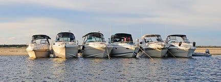 Yacht Banner Stock Photos