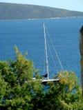 Yacht Bodrum photographie stock libre de droits