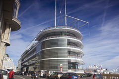 Yacht club Monaco Fotografia Stock