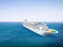 Yacht Cruise Ship Sea Ocean Tropical Scenic Concept Stock Photos