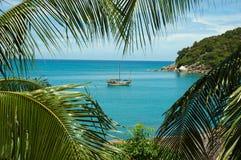 Yacht de luxe Photos libres de droits