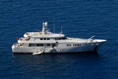 Yacht de luxe Image libre de droits