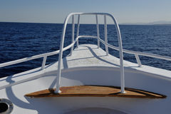 Yacht deck elements Stock Photography