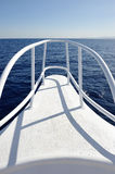 Yacht deck elements Stock Image