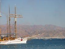 Yacht di crociera Fotografie Stock Libere da Diritti