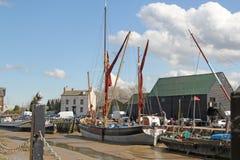 Yacht di Faversham Immagine Stock Libera da Diritti