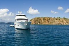 Yacht di lusso Immagine Stock