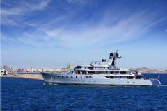 Yacht di lusso Fotografie Stock