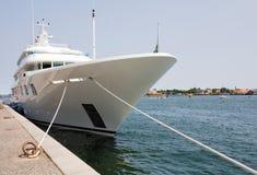 Yacht di lusso Immagine Stock Libera da Diritti