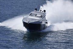 Yacht di lusso Alfamarine 60 ' Immagine Stock Libera da Diritti