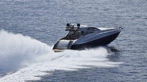 Yacht di lusso Alfamarine 60 ' Immagini Stock Libere da Diritti