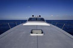 Yacht di lusso Alfamarine 60 ' Fotografie Stock Libere da Diritti